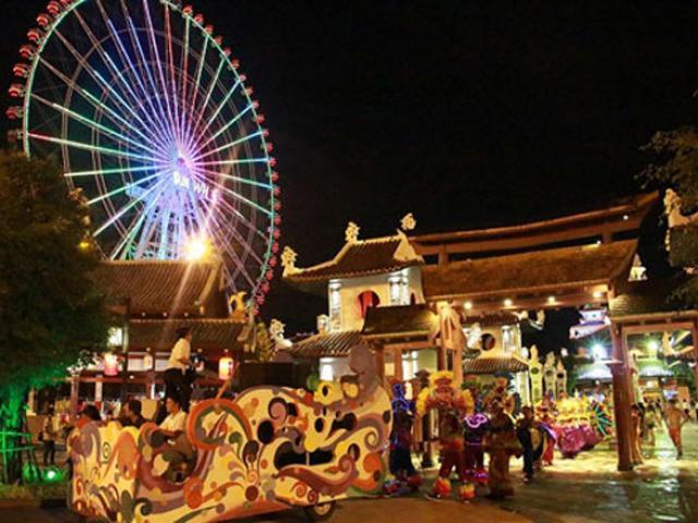 """Bỏ túi 6 địa điểm chơi Trung thu """"siêu hot"""", không thể bỏ qua ở Đà Nẵng"""