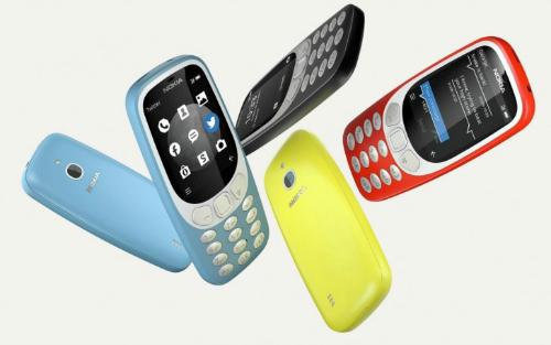 Nokia 3310 kết nối 3G, giá rẻ trình làng - 1