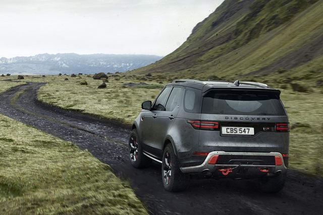 Land Rover tiếp tục khai tử thêm dòng xe Discovery SVX - 3