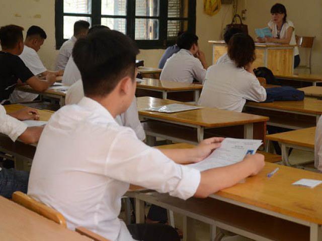 """Hậu Kỳ thi THPT Quốc gia 2018: Vì sao đề thi khiến Giáo sư """"bó tay"""", giáo viên """"bật khóc""""?"""