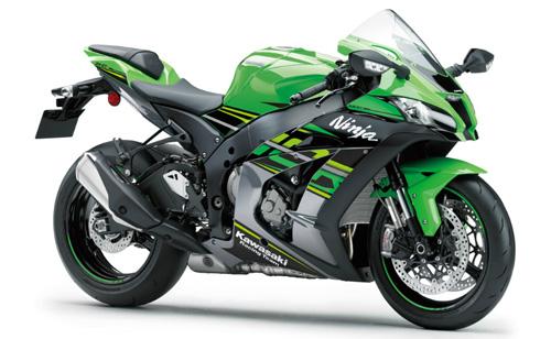 Kawasaki Ninja ZX-10R và ZX-10RR ra mắt, giá chỉ từ 428 triệu đồng - 1