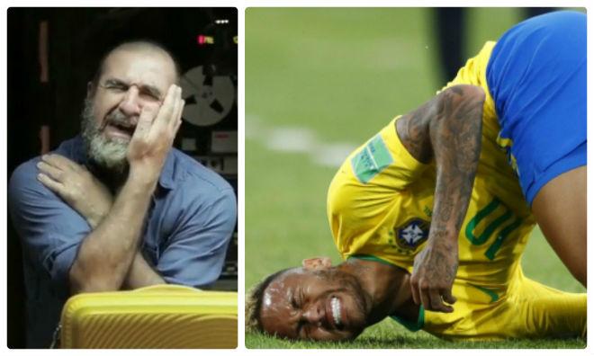 """Brazil đại chiến Mexico: Huyền thoại MU """"dạy"""" Neymar bí quyết """"vấp cỏ"""" - 1"""