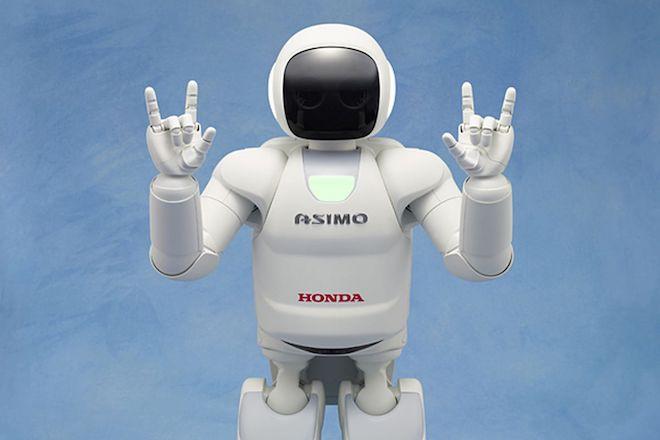 Honda vừa khai tử robot đầu tiên đi bộ trên hai chân Asimo - 1