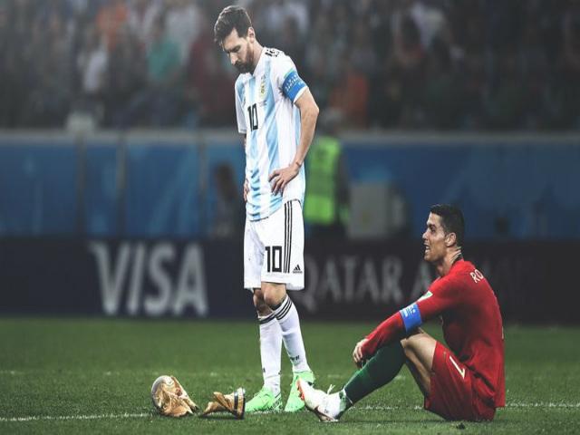 """Ronado, Messi rủ nhau """"sấp mặt"""": Tuổi 35 & 37 làm lại ở World Cup 2022?"""