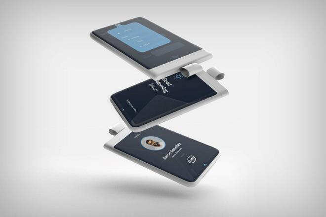 BlackBerry Opus đại thiên tài, làng smartphone lo thất sủng - 1