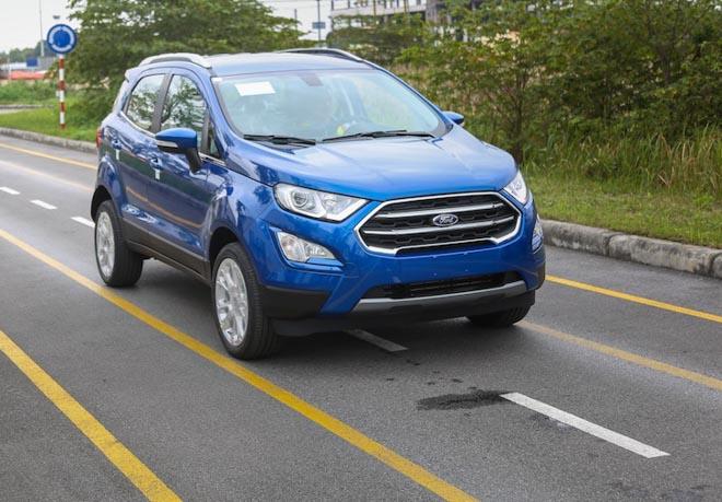 Bảng giá xe Ford cập nhật mới nhất - 1
