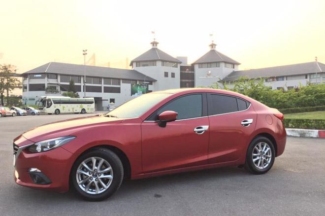 Bảng giá xe Mazda cập nhật mới nhất - 1