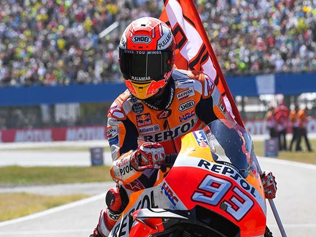 """Đua xe MotoGP, : Đẳng cấp """"nhà vua"""" ở đền thờ tốc độ"""