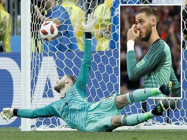 TBN loại sốc World Cup: De Gea tệ nhất 52 năm, tương lai nào chờ đợi?