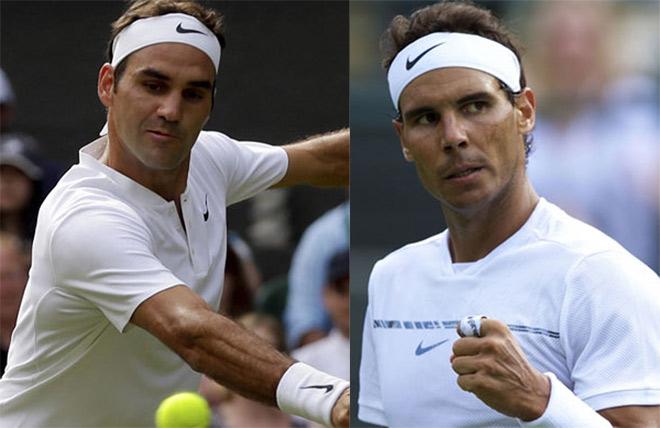 """Bảng xếp hạng tennis 2/7: Federer lập đại kỷ lục, Nadal """"biết thân biết phận"""" - 1"""