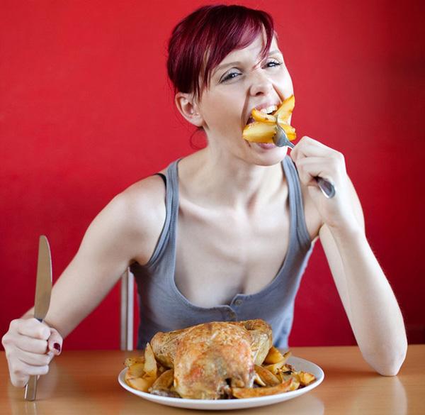 """Người gầy nên ăn gì để tăng cân """"nhanh và an toàn"""" - 1"""