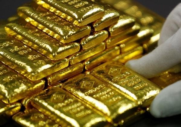 Giá vàng hôm nay 3/7: Vàng tuột dốc không phanh - 1