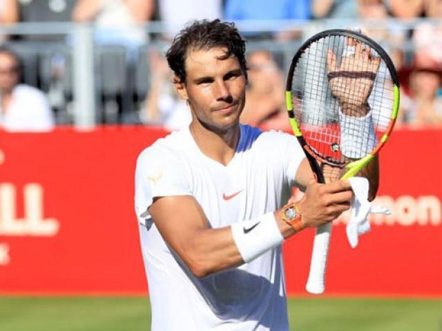 Cập nhật Wimbledon ngày 2: Del Potro thắng dễ, Lopez vượt Federer lập kỷ lục