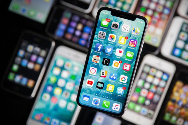 Thị trường smartphone nửa đầu 2018 sôi động thế nào? - 1