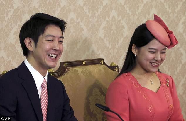Chân dung người đàn ông khiến công chúa Nhật từ bỏ hoàng gia - 1
