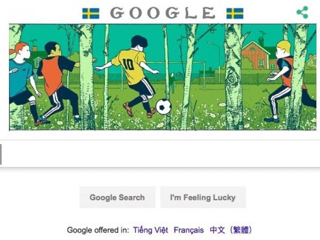 """Google: Việt Nam xếp thứ 3 thế giới về độ """"cuồng"""" World Cup 2018"""