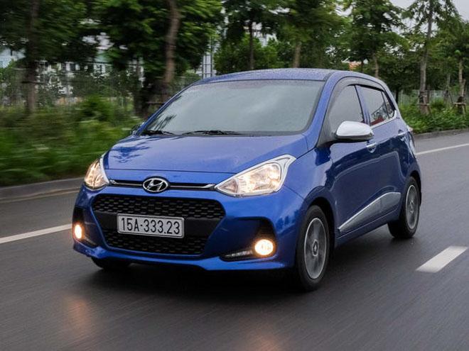 Bảng giá xe Hyundai cập nhật mới nhất - 1
