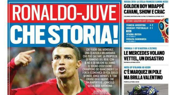Chấn động chuyển nhượng Ronaldo: Đạt thỏa thuận tới Juventus, lương siêu khủng - 1