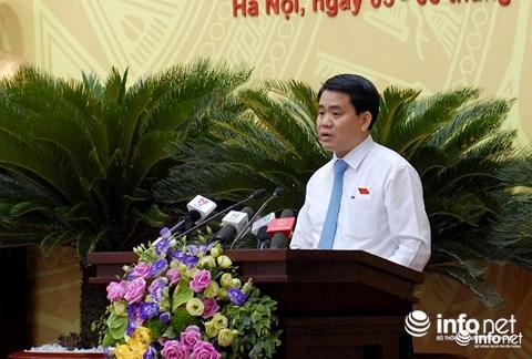"""Chủ tịch HN Nguyễn Đức Chung nói về đề xuất chia sẻ dữ liệu dân cư """"gây sóng"""" dư luận - 1"""