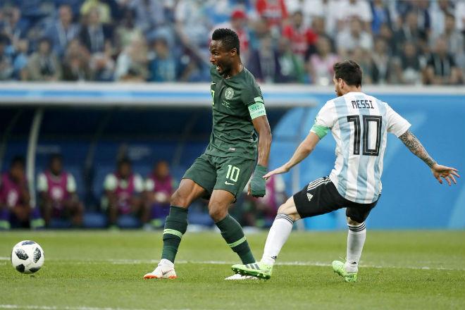 Cực sốc World Cup: Bố đẻ SAO Nigeria bị bắt cóc, loạn trí đấu Messi - 1