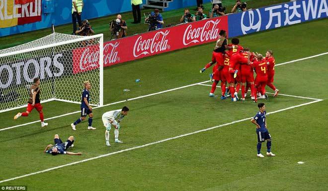 Phát sốt World Cup: Bỉ phản công siêu hạng, Lukaku kiến tạo cực dị - 1