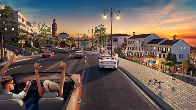 Vì sao giới đầu tư mê mệt shophouse phong cách Địa Trung Hải ở Nam Phú Quốc? - 1