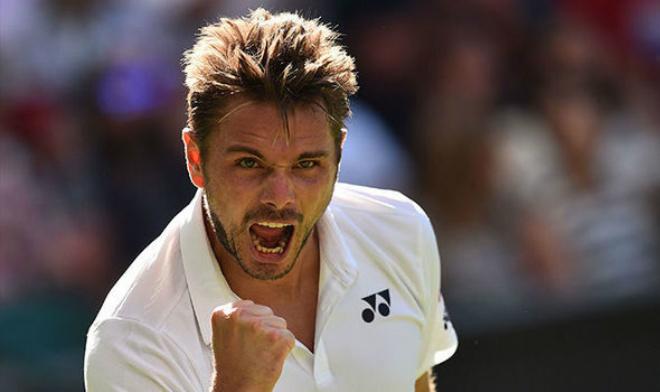 """Wawrinka - Dimitrov: Ngược dòng 2 màn """"đấu súng"""" (Vòng 1 Wimbledon) - 1"""
