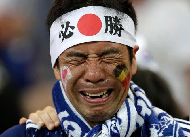 Ấn tượng World Cup 3/7: Nhật Bản thua Bỉ đau đớn, NHM vẫn... nhặt rác - 1