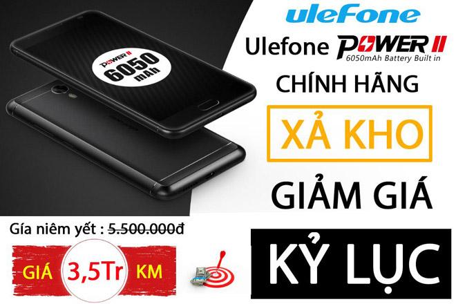 """""""12 giờ"""" xả kho đợt cuối smartphone pin 6.050mAh,Ram 4G,Rom 64G giá 3,5 triệu - 1"""