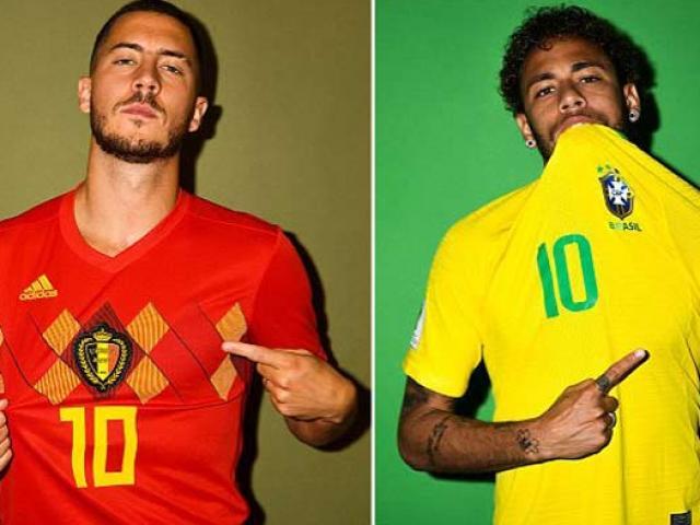 Soi kèo tứ kết World Cup: Đặt cửa Brazil, Pháp, Anh, Nga có chắc ăn?