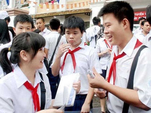 """Trường Lương Thế Vinh bị """"tuýt còi"""" về tuyển sinh lớp 10"""