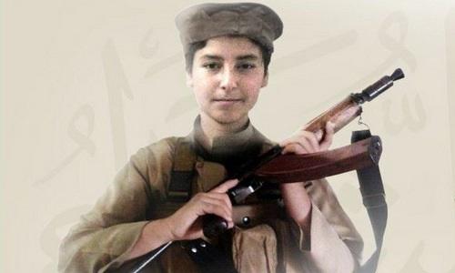 Con trai thủ lĩnh tối cao IS al-Baghdadi bị tiêu diệt ở Syria - 1