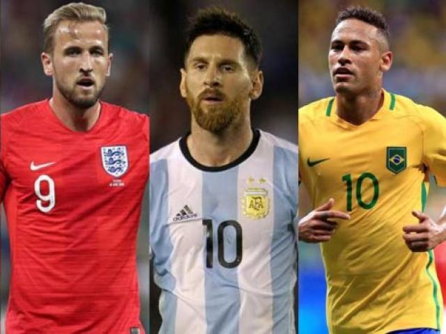 Vòng 1/8 World Cup: Neymar - Mbappe rực sáng, đế chế Ronaldo - Messi thoái trào