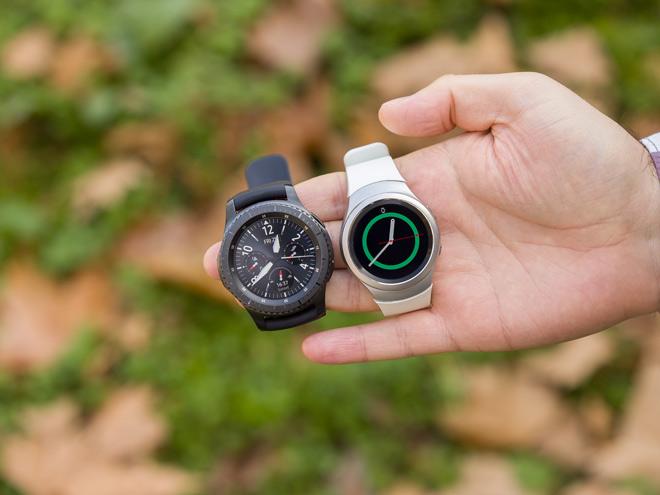 """Samsung Gear S4 """"đang đến"""", Apple Watch hãy đợi đấy! - 1"""