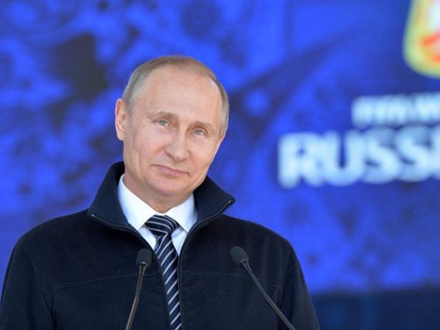 """Báo Anh: World Cup là """"chiến thắng to lớn"""" của ông Putin"""