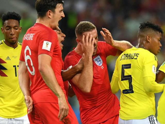 """Tranh cãi World Cup: SAO Anh dính """"thiết đầu công"""", trọng tài lờ thẻ đỏ"""