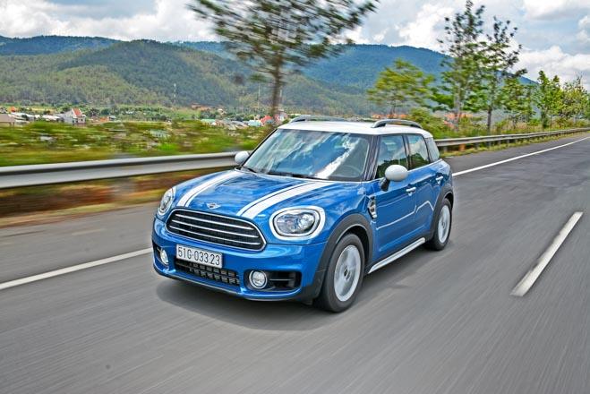Bảng giá xe Mini Cooper cập nhật mới nhất - 1