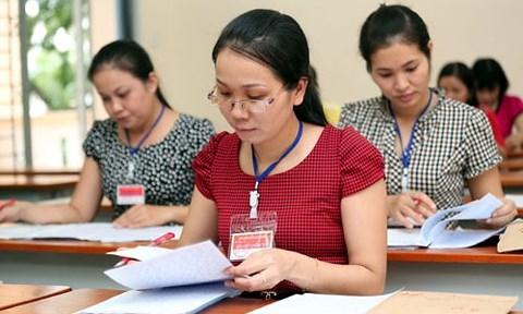 Chấm thi THPT quốc gia môn Ngữ Văn: Vì sao xuất hiện bài thi bị điểm liệt? - 1
