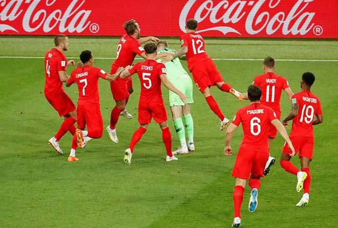 Vào tứ kết World Cup, tuyển Anh hay chứ không phải... may - 1