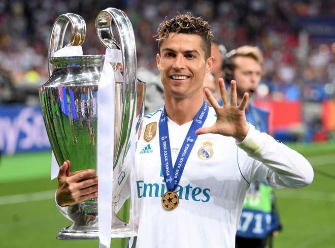 Ronaldo về Juventus: Siêu tứ tấu 250 triệu bảng, mộng lật đổ Real ở Cúp C1 - 1