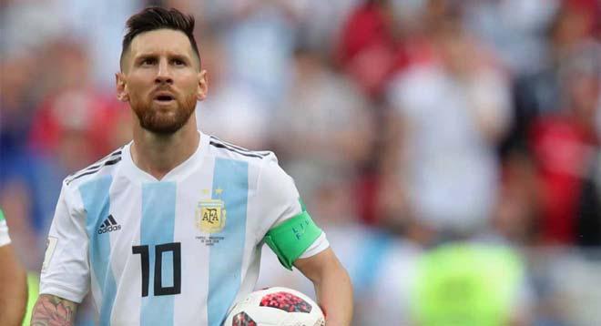 ĐT Argentina xin Messi đừng giải nghệ: Gây sốc với Pep Guardiola - 1
