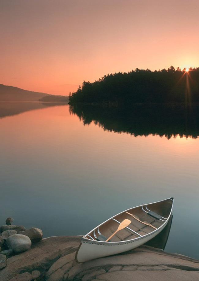 Công viên Killarney, Ontario: Công viên Killarney là một nơi hoàn hảo khi nói đến vẻ đẹp tự nhiên. Nổi bật trong số các kho báu ở đây là những hồ không có tảo và có làn nước trong vắt.