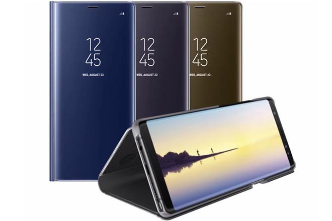 Galaxy Note 9 chưa ra mắt, phụ kiện vỏ bảo vệ đã cho đặt hàng - 1