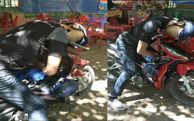 Nguyên nhân khiến thanh niên gục chết trên xe máy giữa trưa nắng - 1
