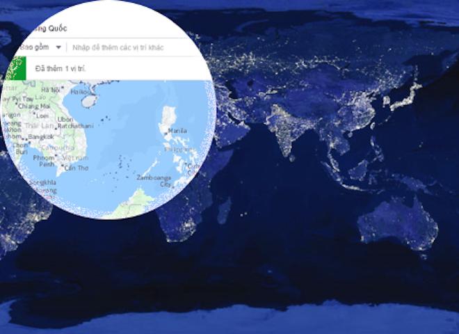 Động thái mới của Facebook khi hiển thị sai bản đồ Hoàng Sa, Trường Sa của Việt Nam - 1