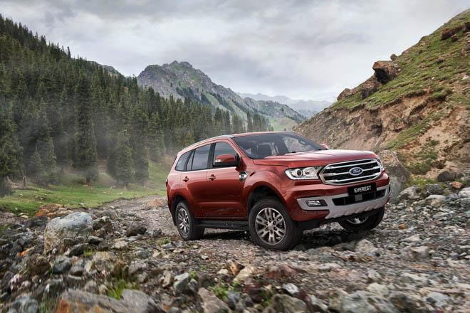 Ford Everest 2018 sắp bán tại Việt Nam, giá dự kiến từ 850 triệu đồng - 1