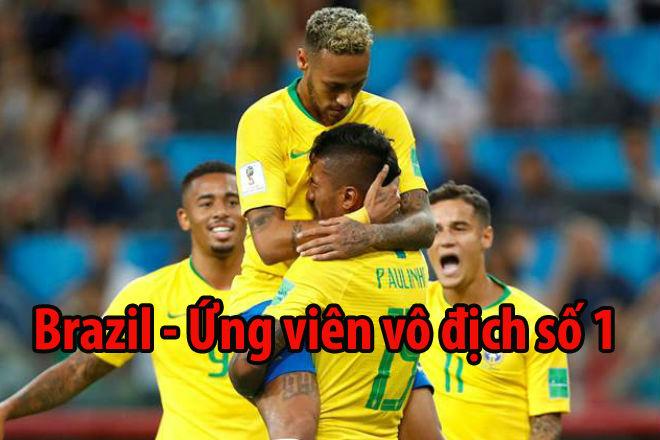 8 anh hào tứ kết World Cup: Cuồng phong châu Âu đấu siêu quái kiệt Nam Mỹ - 1