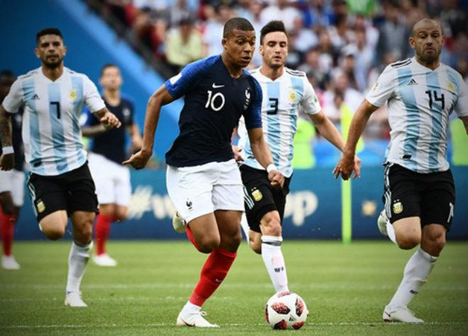 Rực lửa World Cup Pháp - Uruguay: Mbappe chạy như Usain Bolt, lấy ai cản nổi? - 1