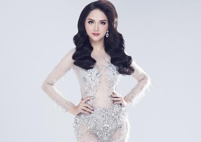 Sự thật đằng sau vẻ đẹp của Hoa hậu Hương Giang - 1