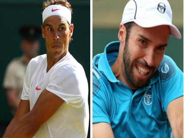 TRỰC TIẾP Nadal - Kukushkin: Set 3 siêu căng thẳng
